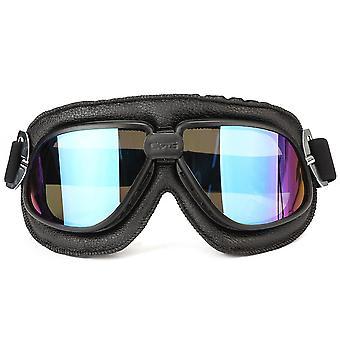 دراجة نارية نظارات نظارات حامية للضباب فوق البنفسجية نظارات نظارات دراجات نارية نظارات من زجاجات الدراجات النارية الواقية من الدراجات النارية