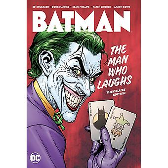 Batman The Man Who Laughs Deluxe Edition by Brubaker & Ed