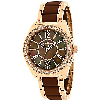 Oceanaut Women's Pearl Brown Mother of Pearl Dial Watch - OC5411