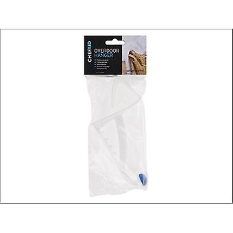 Chef Aid Overdoor Hanger White 10E00501