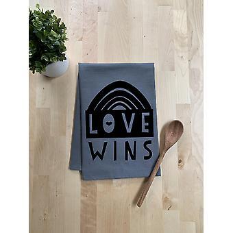 Rakkaus voittaa tiskipyyhkeen