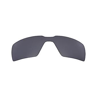 Polarized Replacement Lenses for Oakley Probation Sunglasses Anti-Scratch Silver