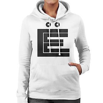 Citro?n ? Black Line Women's Hooded Sweatshirt