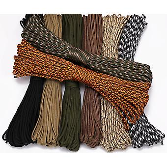 90-color Paracord 550-parachute Cord Lanyard-rope Mil Spec Type-iii 7-strand