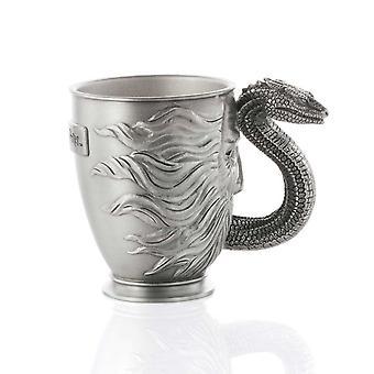 Harry Potter By Royal Selangor 0120000 Basilisk Child Size Pewter Mug