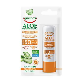 Aloe Sun Protective Stick SPF 50+ 10 ml