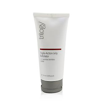 Triple-action Jelly Exfoliator (for All Skin Types) - 75ml/2.5oz