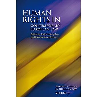 حقوق الإنسان في القانون الأوروبي المعاصر بقلم جواكيم نيرجيليوس - إليون