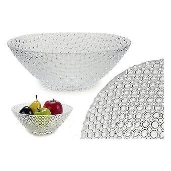 Fruit Bowl Vivalto (24,5 x 8,5 x 24,5 cm)