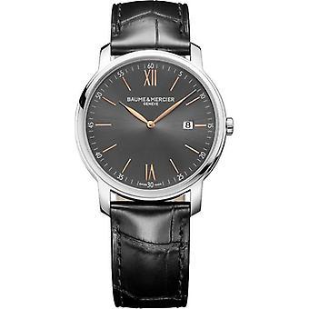 Baume & mercier ρολόι classima m0a10381