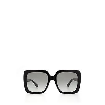 Gucci GG0418S schwarze Sonnenbrille
