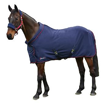 Hy DefenceX System Roll Neck, Cushioned Horse Fleece Rug