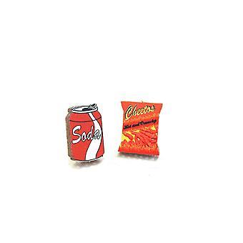 Cheetos & Sooda Nasta korvakorut