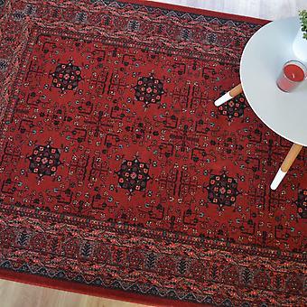 Royal Kashqai dywany 4302 300 na czerwono
