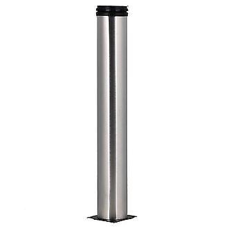 1pcs調節可能なステンレス鋼の家具の足