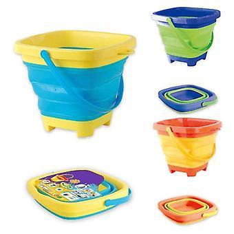 Portable Foldable Beach Sand Bucket