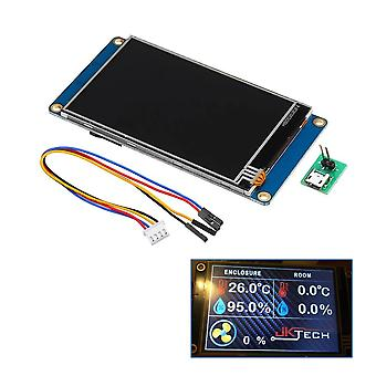 3.5 Inch 480x320 Hmi Tft Lcd Touch Display Modul Rezistive Touch Screen