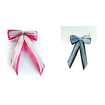 ShowQuest Childrens Girls Hairbow And Tails