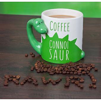 BigMouth Inc. Coffee Connoisaur Mug