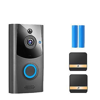 Vízálló biztonsági kültéri ajtó telefon kamera