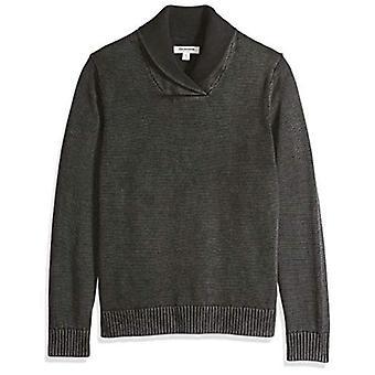 Marke - Goodthreads Men's Weiche Baumwolle Schal Pullover