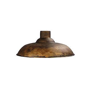 38 Cm Rost Finish Industrie Vintage Schatten