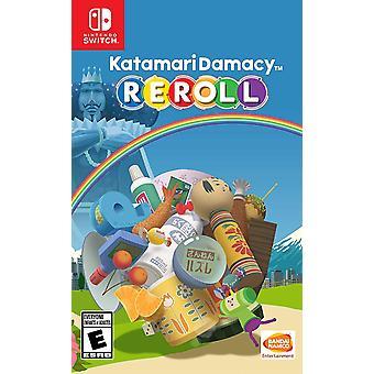 Katamari Damacy Reroll Nintendo Switch Game (#)