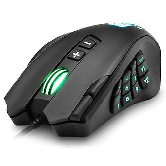 Wired Mouse Programmable Ergonomic Computer Mice