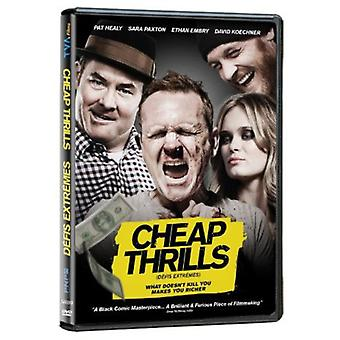 Cheap Thrills [DVD] USA import