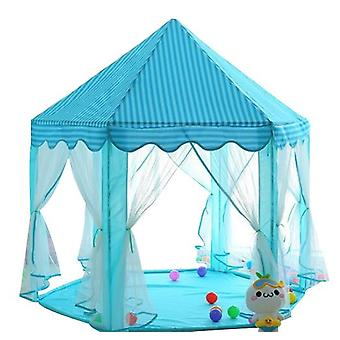 Baby Crawling Hexagonal Tent Play House Indoor Toy House