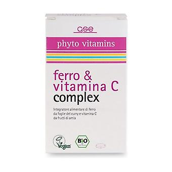 Iron and vitamin C complex 36 g
