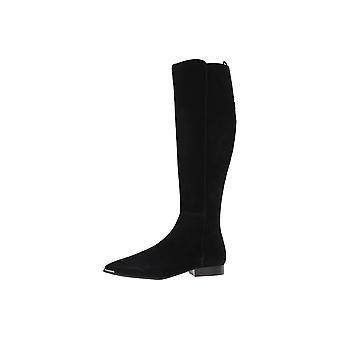 Marc Fisher Womens hanna Pointed Toe Knee High Riding Boots