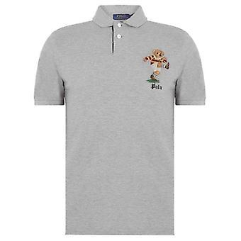 Ralph Lauren Polo Bear Eton Rugby Polo Shirt