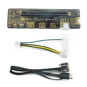 Kannettavan tietokoneen videokortin telakka