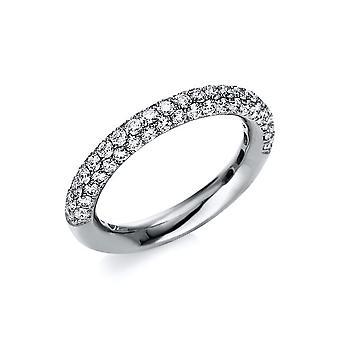 لونا خلق Promessa خاتم بافي 1B965W854-3 - عرض حلقة: 54