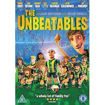 The Unbeatables DVD