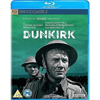 Dünkirchen (digital restauriert) Blu-ray