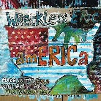 Wreckless Eric – amERICa Orange Vinyl
