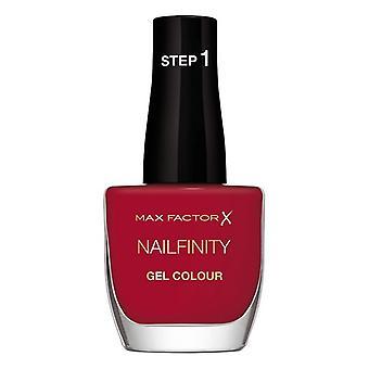 kynsilakka Nailfinity Max Factor 310-Punainen matto valmis