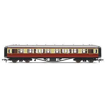 Hornby R4405B BR Hawksworth 3rd Class W 2267 W
