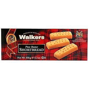 Walkers Shortbread Fngr Clsc, Case of 12 X 5.3 Oz