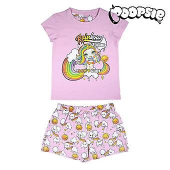 Summer Pyjama Poopsie Pink