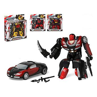 Robot car Power Hero 111775