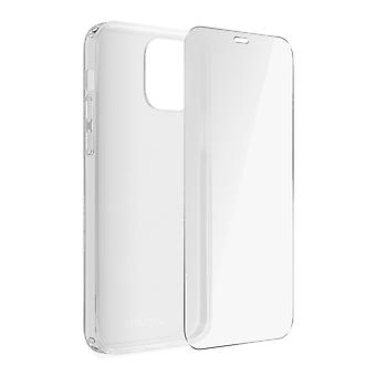 Hard Cover Apple iPhone 12 Pro Max and 4Smarts Tempered Glass 9H