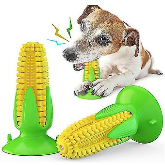 الكلب مضغ اللعب مع كوب شفط للأسنان تنظيف جرو دائم تنظيف مضغ اللعب
