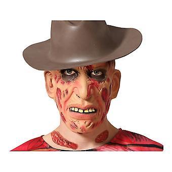 Máscara Freddy Krueger Halloween