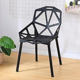Louis Fashion Chair Geometria Hollow