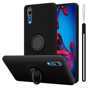 Case for Huawei P20 Flexible Ultra Slim TPU Silicone Phone Case Back Cover Bumper