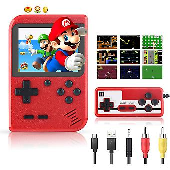 Hywell Handheld Game Console Retro Mini Game Console Gameboy met 400 Klassieke Fc Games 2,8 inch