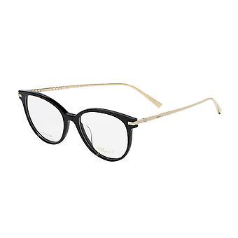 Chopard VCH298N 0700 glänsande svarta glasögon